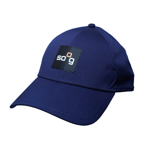High performance cap Navy